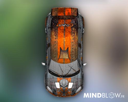 Mindblow Rallycross Car Guerlain Chicherit